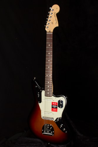 2017 Fender® American Professional Jaguar® RW 3-Tone Sunburst, Brand New, Original Hard, $1,549.99