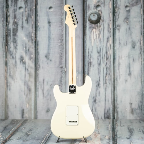 Used 2017 Fender American Professional Stratocaster, Olympic White