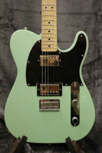 2017 Fender Blacktop Tele Mint Green