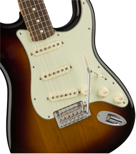 2017 Fender Classic Player '60s Stratocaster 3-Color Sunburst, Brand New, Original Soft, $742.99