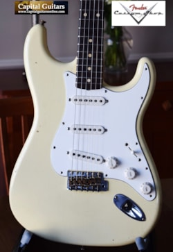 2017 Fender Custom Shop '60 Stratocaster Relic