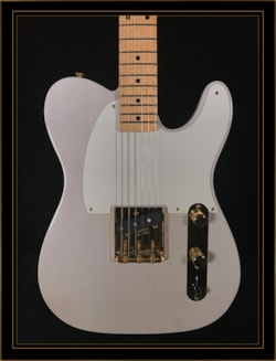 2017 Fender Custom Shop Michael Stevens Founder's Design Esquire