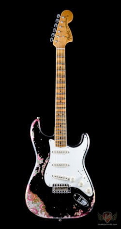 2017 Fender Custom Shop NAMM Limited Edition 1969 Stratocaster Heavy Relic