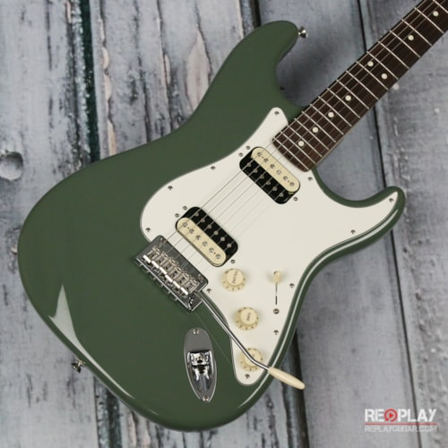 2017 Fender Fender 2017 American Professional Stratocaster HH (Antique Olive) Very Good, $1,199.99