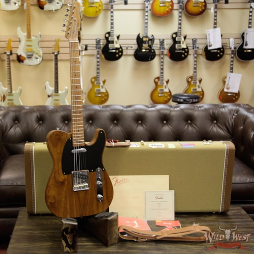 2017 Fender FSR American Vintage Limited Edition '52 1952 Telecaster Roasted Natural 1 of 200 V1742937 Natural, Brand New, $1,999.00