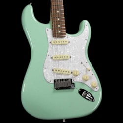 2017 Fender Jeff Beck Stratocaster Surf Green 2017