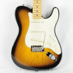 2017 Fender Limited Edition Parallel Universe Strat-Tele! Stratocaster Telecaster hybrid! American USA