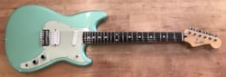 2017 Fender Offset Series Duo-Sonic HS Electric Guitar