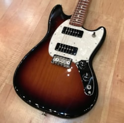 2017 Fender Offset Series Mustang 90 Electric Guitar