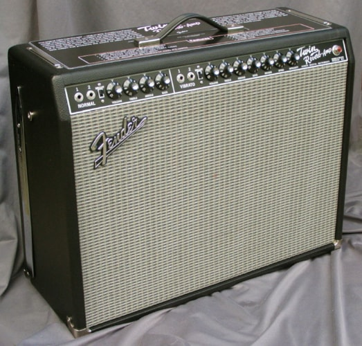 2017 Fender Twin Reverb - Like NEW! (1965 Reissue)