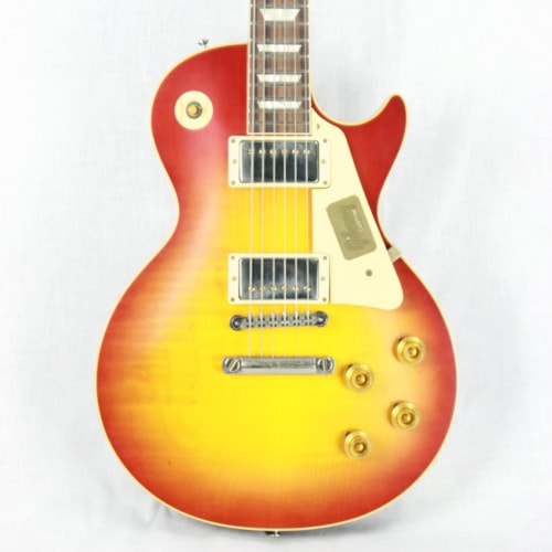2017 Gibson 1958 Reissue Les Paul Standard Washed Cherry VOS 58 Reissue R8 True Historic Specs!