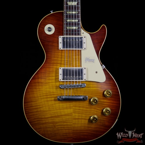 2017 Gibson Custom Shop 2018 CES Gibson Custom Shop Standard Historic 1959 Les Paul Standard VOS Bra