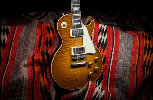 "2017 Gibson Custom Shop Les Paul '59 True Historic Prototype ""Sunburst"""