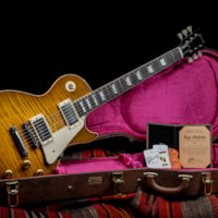 2017 Gibson Custom Shop Les Paul '59 True Historic Prototype