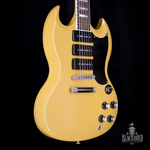 2017 Gibson Gary Clark Jr SG TV Yellow