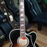 2017 Gibson Super 200 Limited