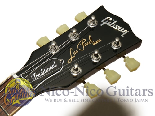 2017 Gibson USA Les Paul Traditional Plus Quilt 2017 Limited Heritage Cherry Sunburst