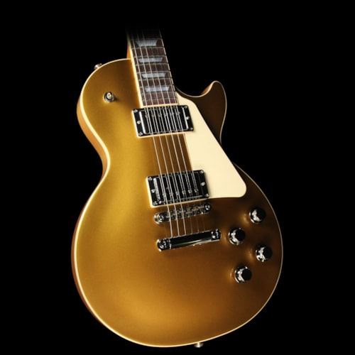 2017 Gibson Used 2017 Gibson Les Paul Classic HP Electric Guitar Gold Top Excellent, $1,699.00