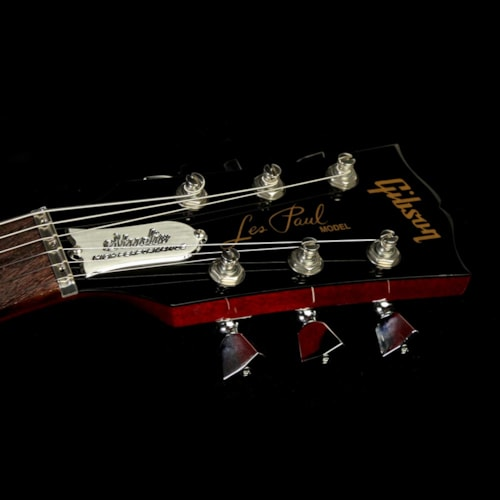 2017 Gibson Used 2017 Gibson Les Paul Studio HP Electric Guitar Wine Red
