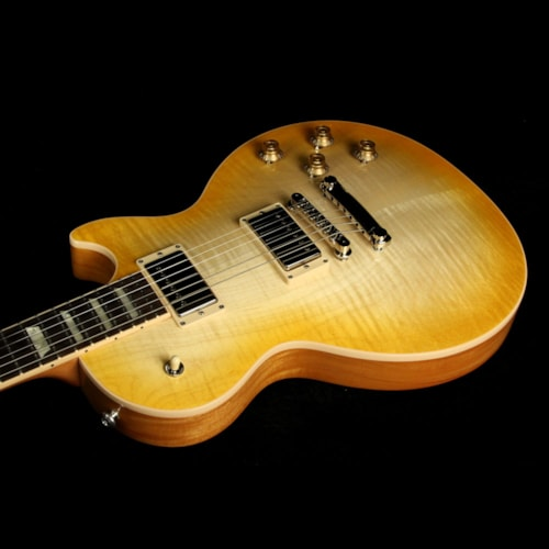 2017 Gibson Used 2017 Gibson Les Paul Traditional T Electric Guitar Antique Burst Excellent, $1,499.00