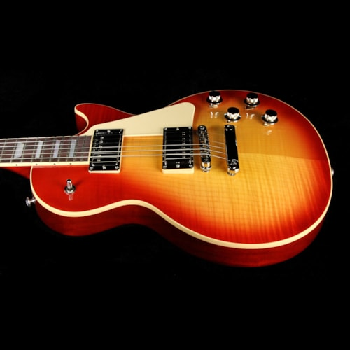 2017 Gibson Used 2017 Gibson Les Paul Traditional HP Electric Guitar Heritage Cherry Sunburst Excellent, $1,799.00