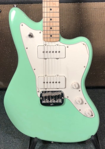 2017 G&L Doheny Surf Green