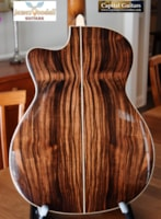 2017 Goodall Macassar Ebony, Redwood Grand Concert