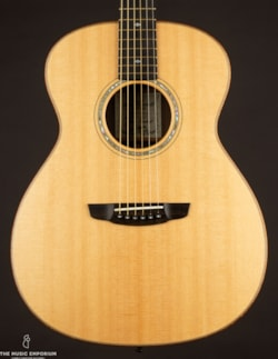 2017 Goodall RGC Rosewood Grand Concert (USED, )