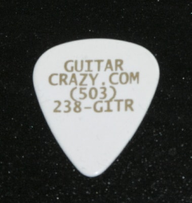 2017 Guitar Crazy Pick White, Brand New, Call For Price!