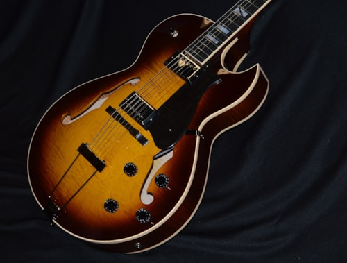 2017 Heritage H-575 Custom Old Style Sunburst, Brand New, Hard, $3,525.00