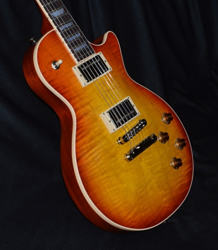 2017 Heritage H150PM Almond Sunburst, Brand New, Hard, $2,099.00