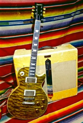 2017 Jimmy Wallace LP Quilt Green Tiger, Brand New, Original Hard