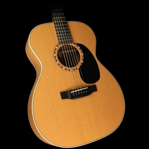 2017 Martin 2017 NAMM Display 000-15 Special 14-Fret Acoustic Guitar Tangerine