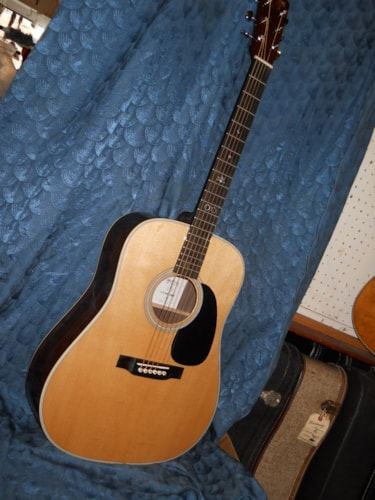 2017 Martin D-28 John Lennon  Natural, Brand New, Original Hard