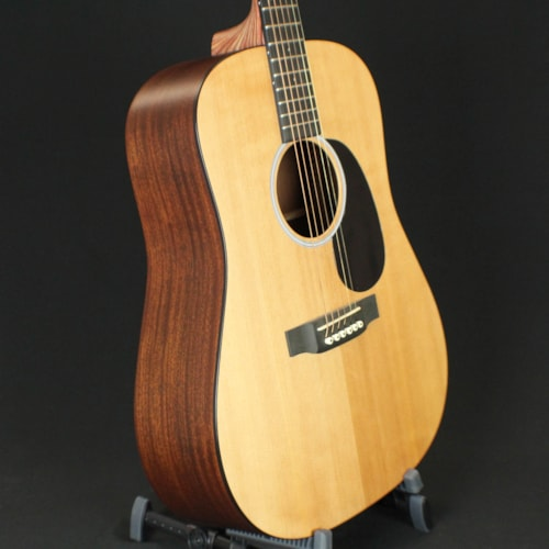 2017 Martin DRS2 Road Series Dreadnought Acoustic Electric Natural, Brand New, Original Hard
