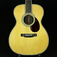 2017 Martin OM42 Standard Series Orchestra Model Acoustic
