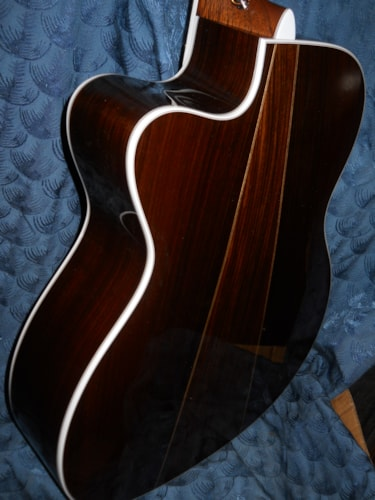 2017 Martin OMC-35E Natural, Brand New, Original Hard