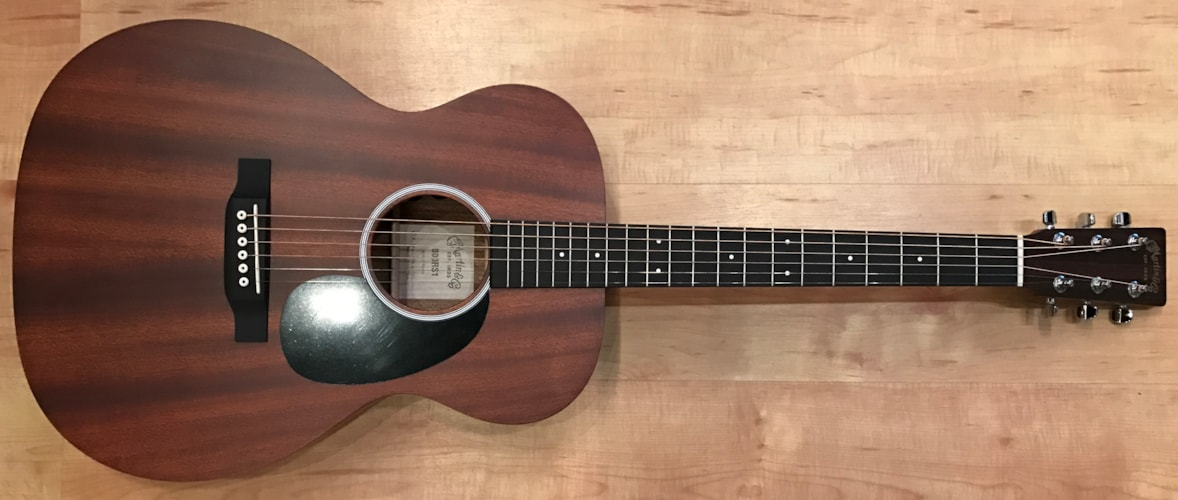 2017 Martin Road Series 000RS1 Acoustic-Electric Guitar Natural, Brand New, Hard, $759.00