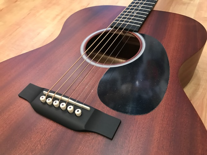 2017 Martin Road Series 000RS1 Acoustic-Electric Guitar Natural, Brand New, Hard