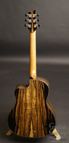 2017 Noemi The Wedge Exotic Ebony, Brand New, Original Hard, Call For Price!