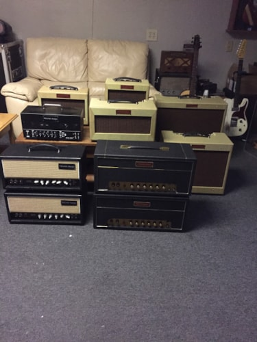2017 Painter amps from vintage to modern Brand New, Call For Price!