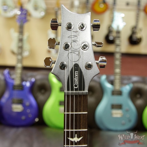 2017 Paul Reed Smith / PRS Paul Reed Smith PRS S2 Custom 22 Rosewood Fretboard Platinum Metallic Platinum Metallic, Brand New, $1,499.00