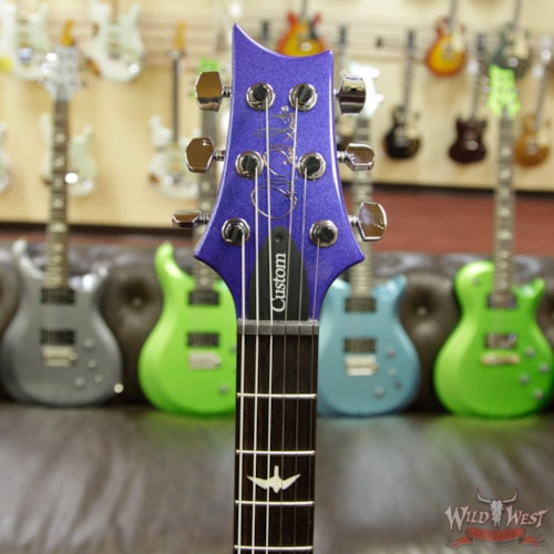 2017 Paul Reed Smith / PRS Paul Reed Smith PRS S2 Custom 22 Rosewood Fretboard Purple Firemist Purple Firemist, Brand New, $1,499.00