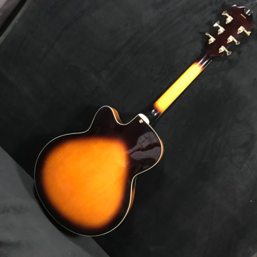 2017 Peerless Monarch 40th #0226 Sunburst, Brand New, Original Hard
