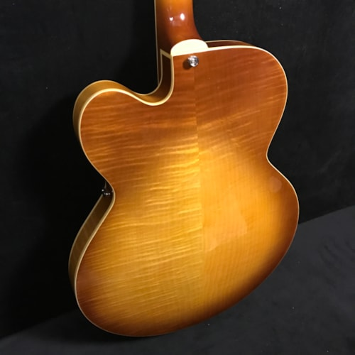 2017 Peerless Wizard Standard #8807 Tobacco Sunburst, Brand New, Original Hard