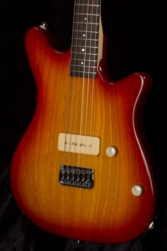 2017 Pensa Custom R Jr. Cherry Sunburst, Brand New, Original Hard, $3,495.00