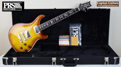 2017 PRS McCarty 594 10-Top McCarty Sunburst, Near Mint, Original Hard, $3,599.00