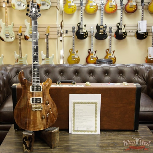 2017 PRS - Paul Reed Smith PRS Private Stock 7045 Custom 24/08 Tasmanian Blackwood Top Swamp Ash Middle Sapele Back Tulip Neck Natural, Brand New, $14,999.00