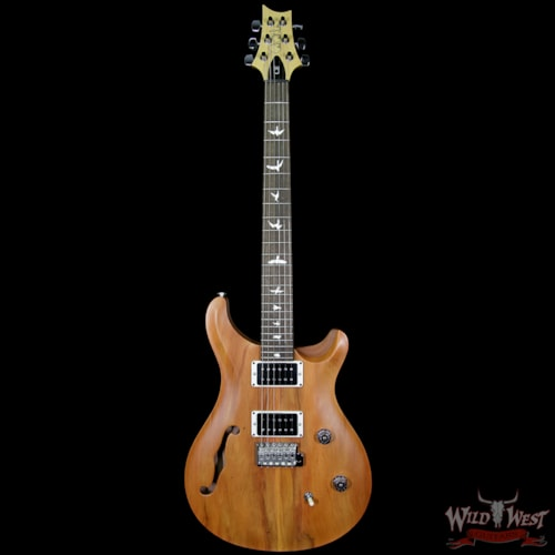2017 PRS - Paul Reed Smith PRS Reclaimed Limited CE 24 Semi-Hollow Peroba Rosa Top and Brauna Preto Fretboard 238743 Natural, Brand New, $1,599.00