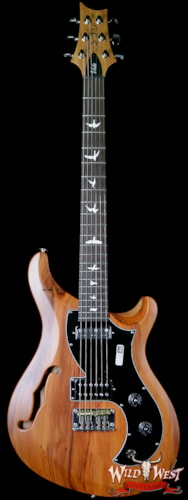 2017 PRS - Paul Reed Smith PRS Reclaimed Limited S2 Vela Semi-Hollow Peroba Rosa Top and Brauna Preto Fretboard S2026128 Natural, Brand New, $1,499.00